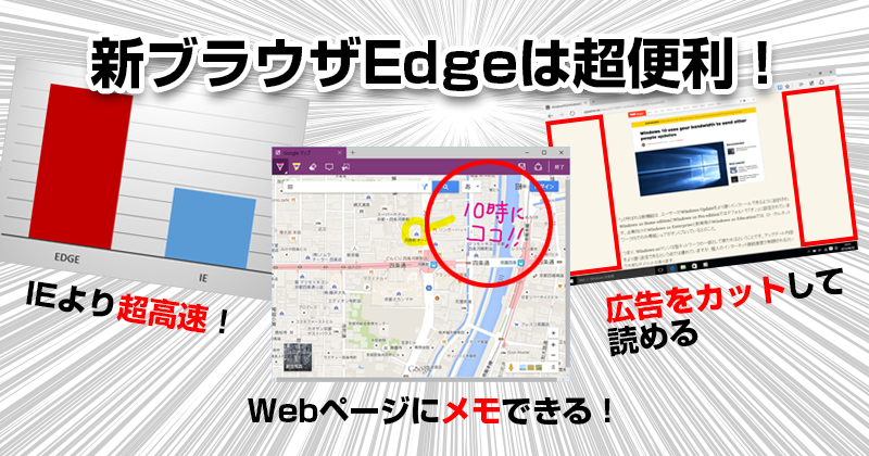 Edgeでできる事